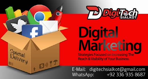 Digital Marketing Course Sialkot