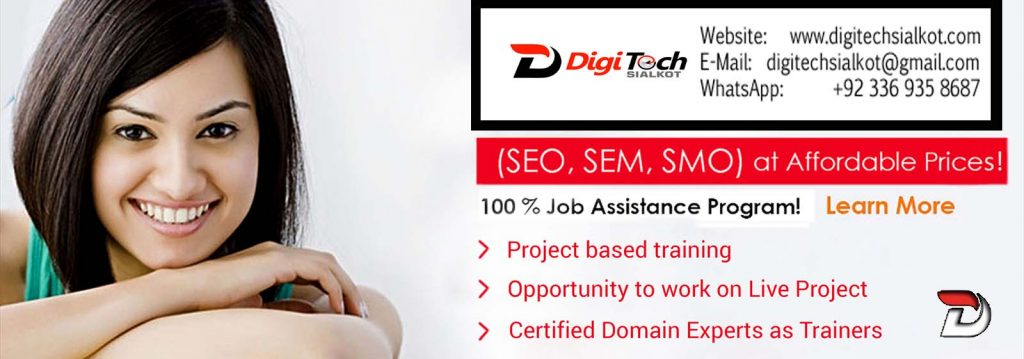 seo course in multan