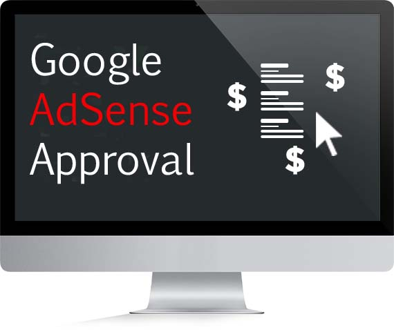 Adsense approval services